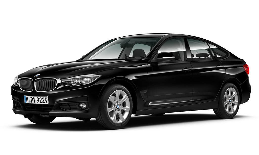 BMW 318d Gran Turismo Business Edition.