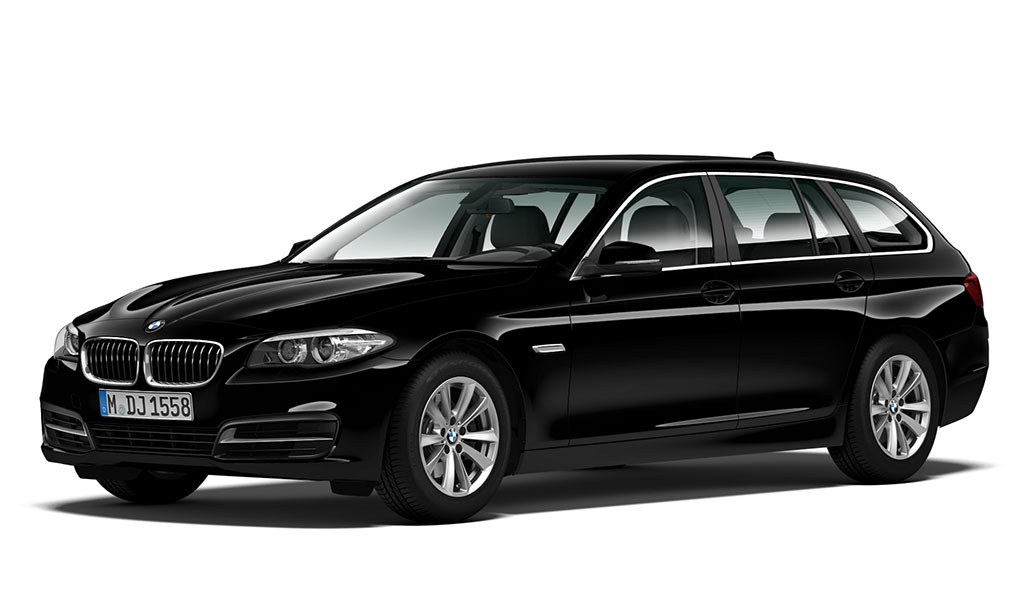 BMW 520d Touring Business Edition.