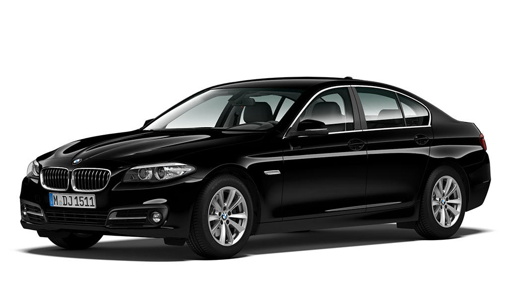 BMW 520d Business Edition.