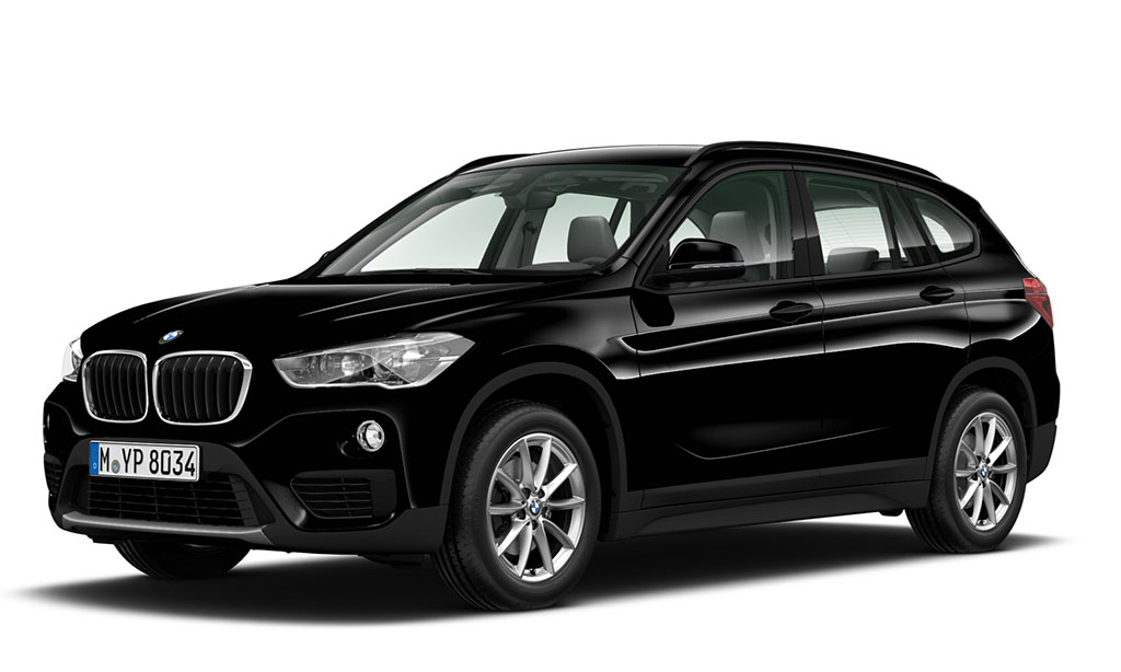 BMW X1 sDrive 18i Business Edition.