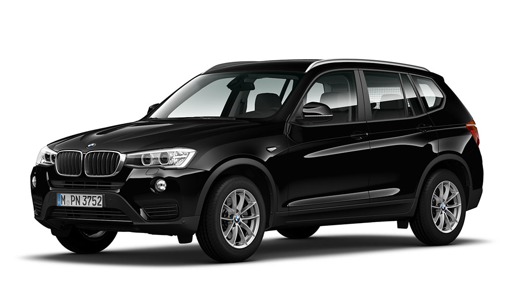 BMW X3 xDrive 20d Business Edition