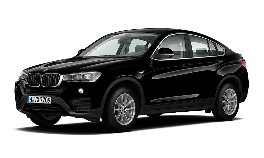 BMW X4 xDrive 20i Business Edition.