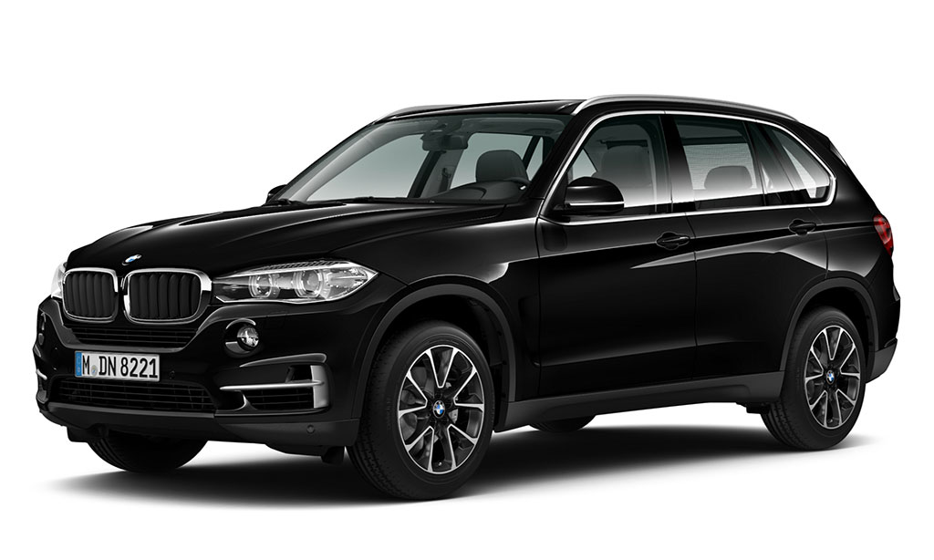 BMW X5 xDrive 30d Business Edition.